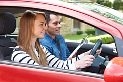 The practical driving test was modified towards the end of 2017, updating the test to be more relevant to driving in today's world