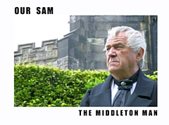 Our Sam – The Middleton Man with actor Tom Charnock as Sam Bamford