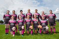 Rochdale Hornets Women 2019 team