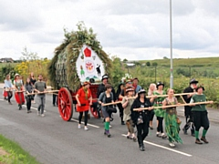 Littleborough Rushbearing 2019