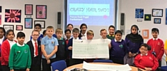 Focus-Trust Pupil Parliament, a group of two Year 5 pupils from each of the Academy Trust's 15 schools