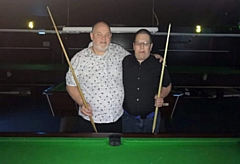 Finals day was won by Sidney Ash, with Paul Collis as runner-up.