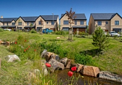 Greenbooth Village is one of several nominations for the Rochdale Borough Design Awards 'People's Design Award' 2019