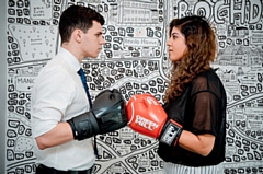 Oliver and Mariam have signed up for the �Ultra White-Collar Boxing� challenge on Saturday 21 September
