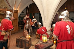 Warwick Castle's Kingmaker uses authentic scents from Rochdale's AromaPrime