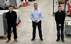 Simkiss Control Systems: Jack McWilliams, Paul Simkiss, Harrison Smith