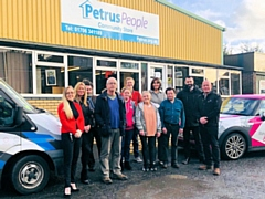 Revilo staff delivered items to the Petrus store