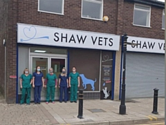 Shaw Vets will be a fully-functioning practice with longer opening hours, a full complement of staff and an operating theatre