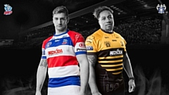 The new home and away shirts for the 2021 season