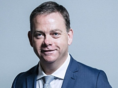 Nigel Adams, Creative Industries Minister