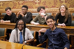 The six candidates vying to be the next Member of Youth Parliament for Rochdale