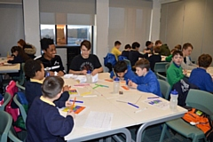 Local pupils recently took part in a mathematics outreach project ran by Rochdale Sixth Form College