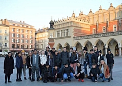 The students in Poland