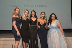 Maxwell Melia Academy was named Training Academy of the Year