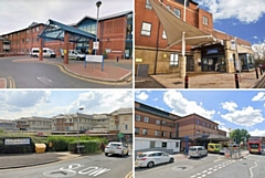 Pennine Acute Hospitals - Rochdale Infirmary, Fairfield General Hospital, the Royal Oldham Hospital and North Manchester General Hospital