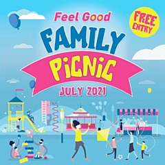 The Feel Good Family Picnic will now be staged in July 2021