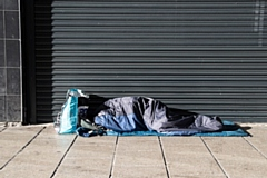 Rough sleepers, and those staying in shared accommodation, are among the most at risk