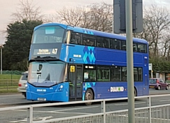 Under the plans, £22m has been identified for buses, with £10m earmarked for the local improvements