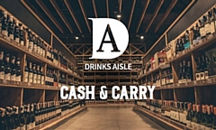 Click & collect  beers, wines, spirits and soft drinks from Drinks Aisle in Rochdale