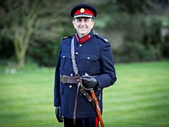 Dr Eamonn O'Neal DL, High Sheriff of Greater Manchester