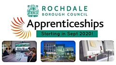 Apprenticeships with Rochdale Council starting September 2021