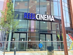 Reel Cinema opens on 4 July