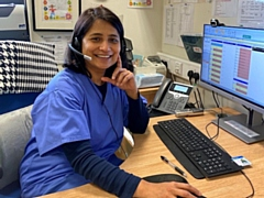 Dr Sonal Sharma, a GP at Inspire Medical Centre, Rochdale