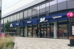 The new Boots store at Riverside