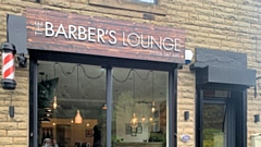 The Barber�s Lounge