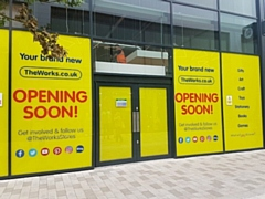 The Works to open store at Rochdale Riverside