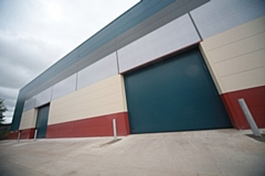 �3m assembly centre at Dunphy Combustion that was built by PLP Construction