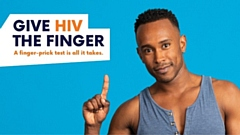 You can now order home HIV testing kits which just involve a quick finger prick and posting it back to the lab
