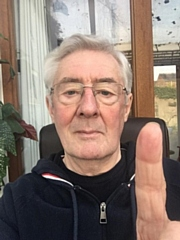 Rochdale MP Tony Lloyd is encouraging people to give HIV the finger and order a free self-testing kit