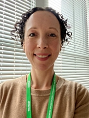 Nancy Whittaker - Macmillan Interim Head of Partnerships North and North West England