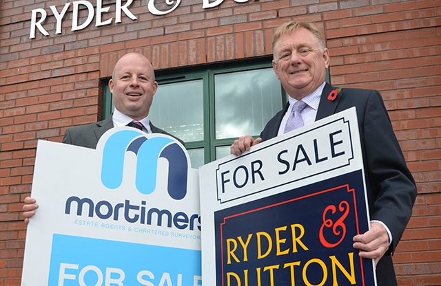 Ryder and Dutton have tied up a deal to acquire Mortimers