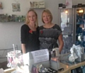 Clare Bennett and Susan Walker from Little Gift Box